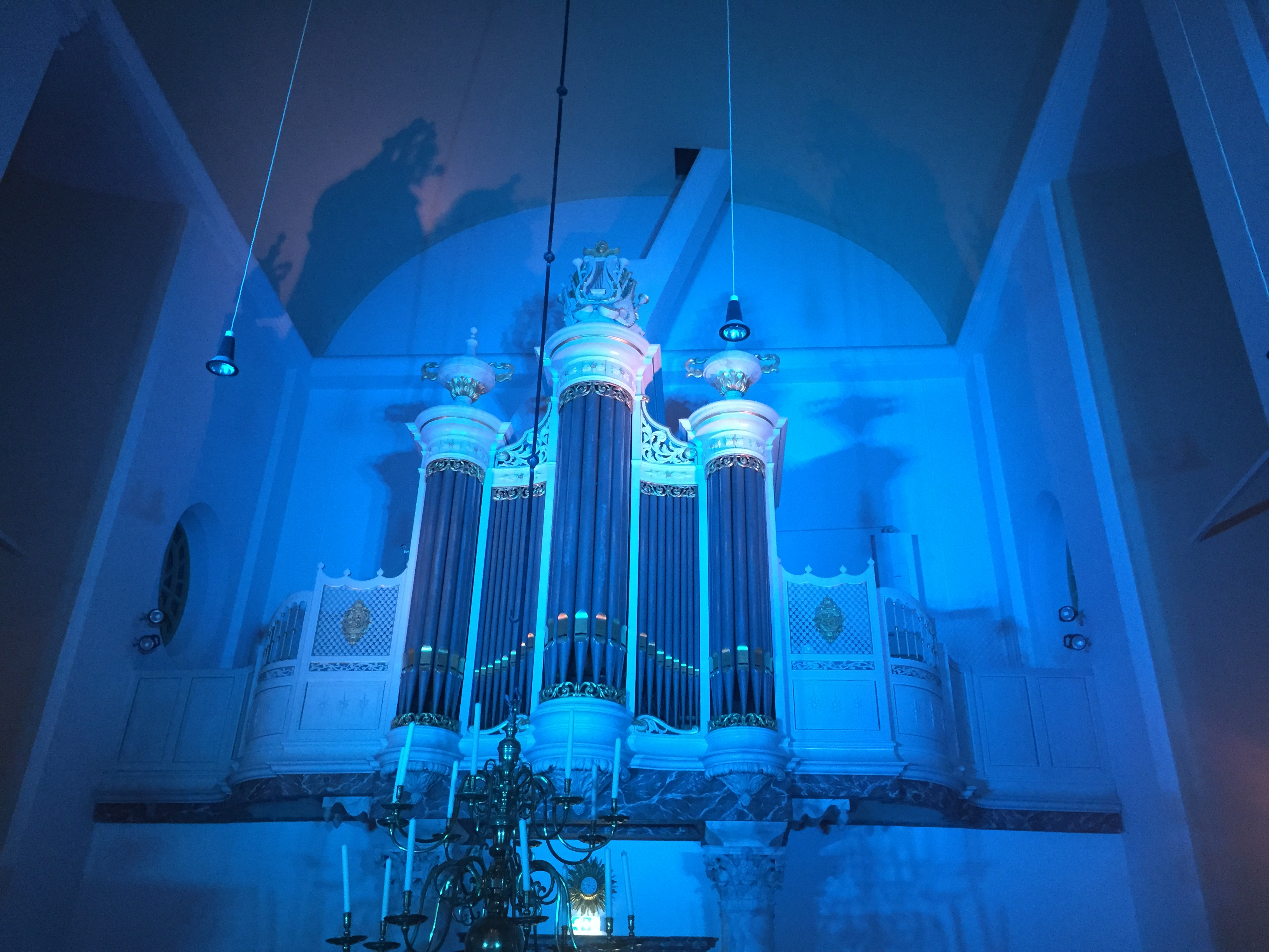 Licht in de Kerk