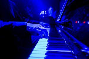 Pianist uitgelicht