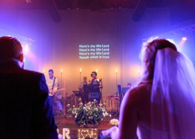 Bruiloft Rosanne en Richard